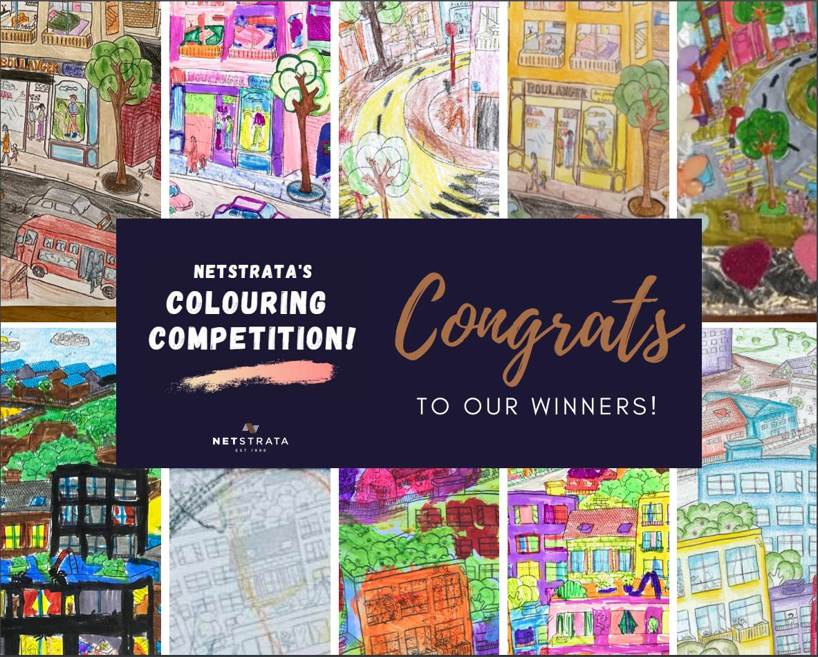 Colouring competition congrats to winners