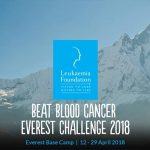 Stephen Brell's Everest Challenge 2018