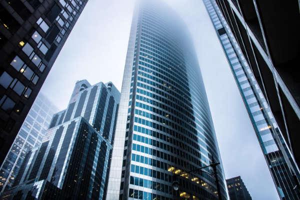 Tall strata buildings