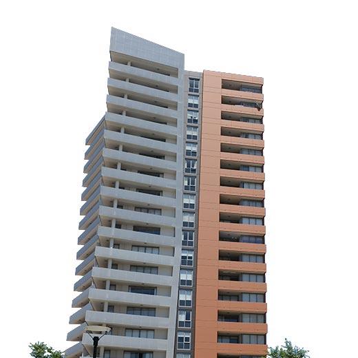 Strata building
