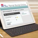 Manage Rental Bonds Online