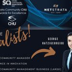 We Are Finalists – Strata Community CHU Awards for Excellence