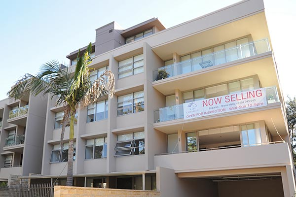 Strata apartments for sale