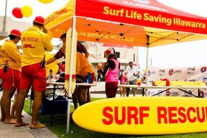 North Wollongong Surf Life Savers