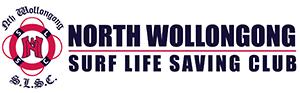 North Wollongong Surf Life Saving Club logo