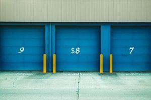 Rent your garage