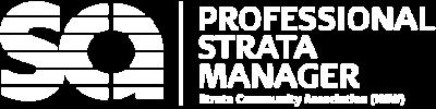 SCA professional strata manager logo 2x