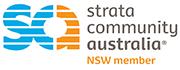 Strata Community Australia logo