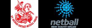 St George Netball logo