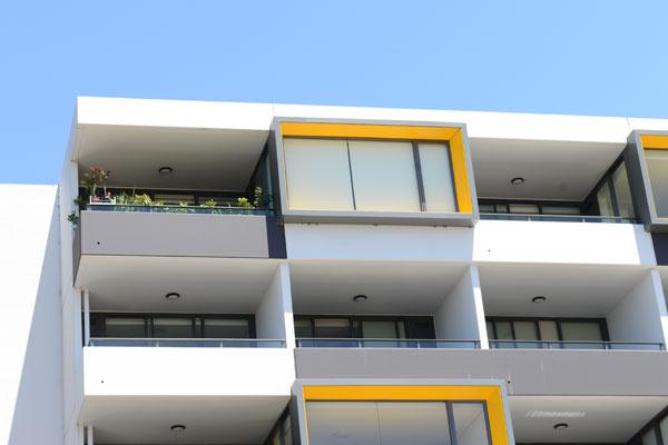 Strata balconies