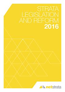 Strata legislation & reform thumbnail