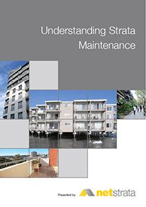 Understanding strata maintenance